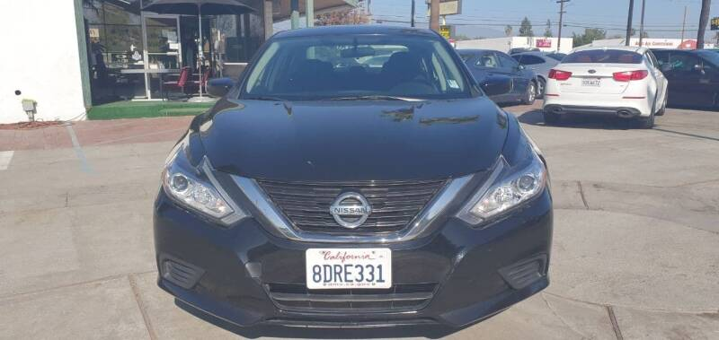 2018 Nissan Altima for sale at Auto Land in Ontario CA