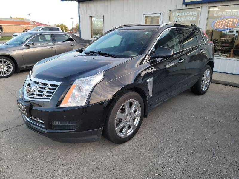 2013 Cadillac SRX for sale at CFN Auto Sales in West Fargo ND
