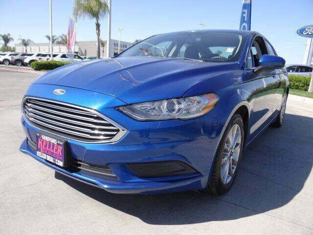 2017 Ford Fusion for sale in Hanford, CA