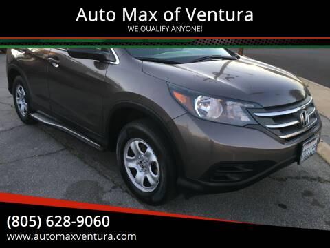 2014 Honda CR-V for sale at Auto Max of Ventura in Ventura CA