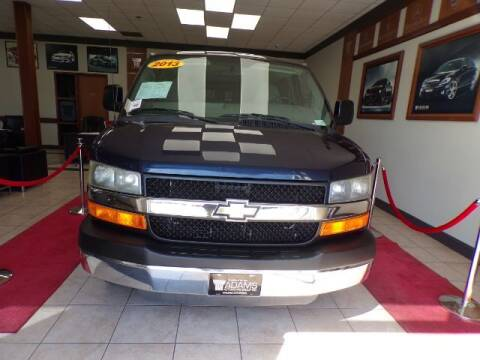 2013 Chevrolet Express Passenger for sale at Adams Auto Group Inc. in Charlotte NC