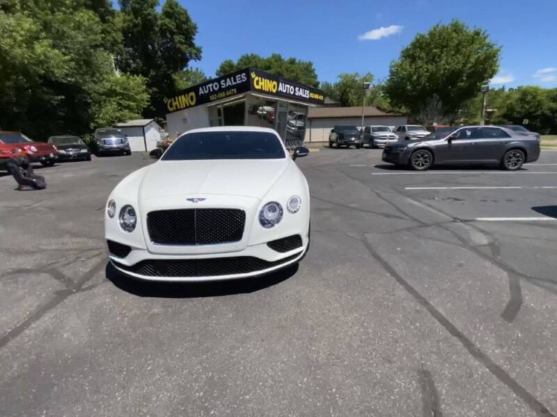 2016 Bentley Continental for sale in Crystal, MN