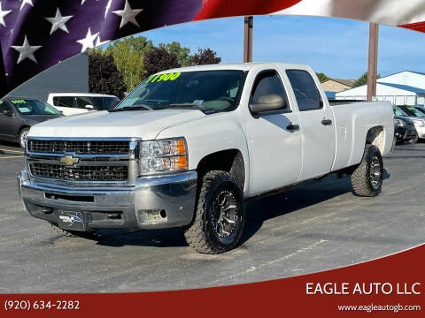 2009 Chevrolet Silverado 2500HD for sale at Eagle Auto LLC in Green Bay WI