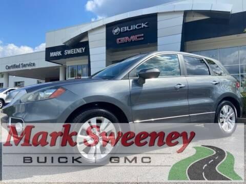 2011 Acura RDX for sale at Mark Sweeney Buick GMC in Cincinnati OH