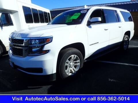 2020 Chevrolet Suburban for sale at Autotec Auto Sales in Vineland NJ