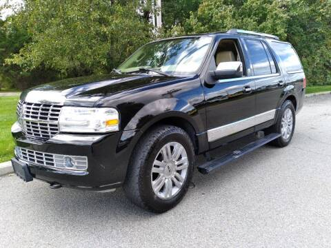 2008 Lincoln Navigator for sale at Jan Auto Sales LLC in Parsippany NJ