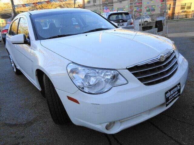 2010 Chrysler Sebring for sale at Yosh Motors in Newark NJ
