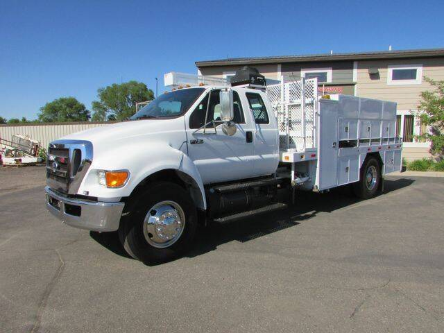 2011 Ford F-750 Super Duty for sale in Saint Cloud, MN