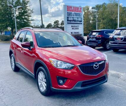 2015 Mazda CX-5 for sale at Reliable Cars & Trucks LLC in Raleigh NC