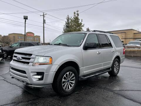 2017 Ford Expedition for sale at Ultimate Auto Sales Of Orem in Orem UT