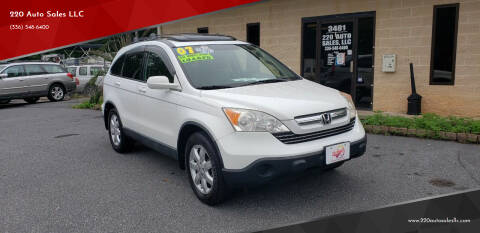 2007 Honda CR-V for sale at 220 Auto Sales LLC in Madison NC