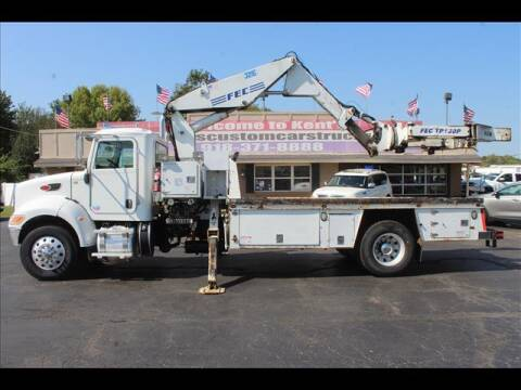 2012 Peterbilt 337 for sale at Kents Custom Cars and Trucks in Collinsville OK