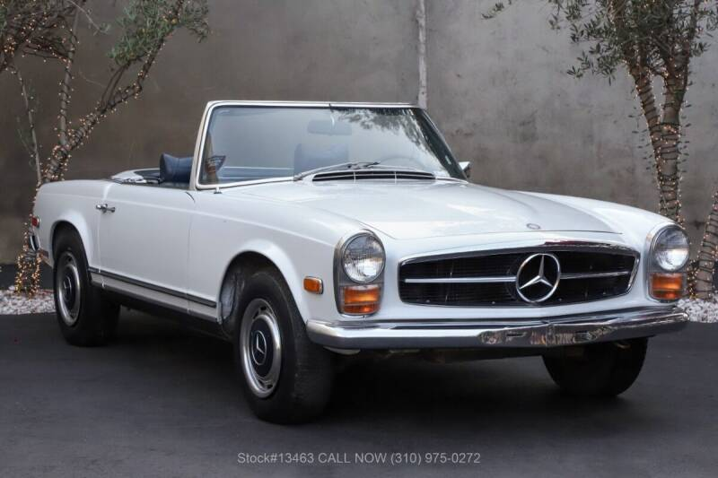 1969 Mercedes-Benz 280-Class for sale in Los Angeles, CA