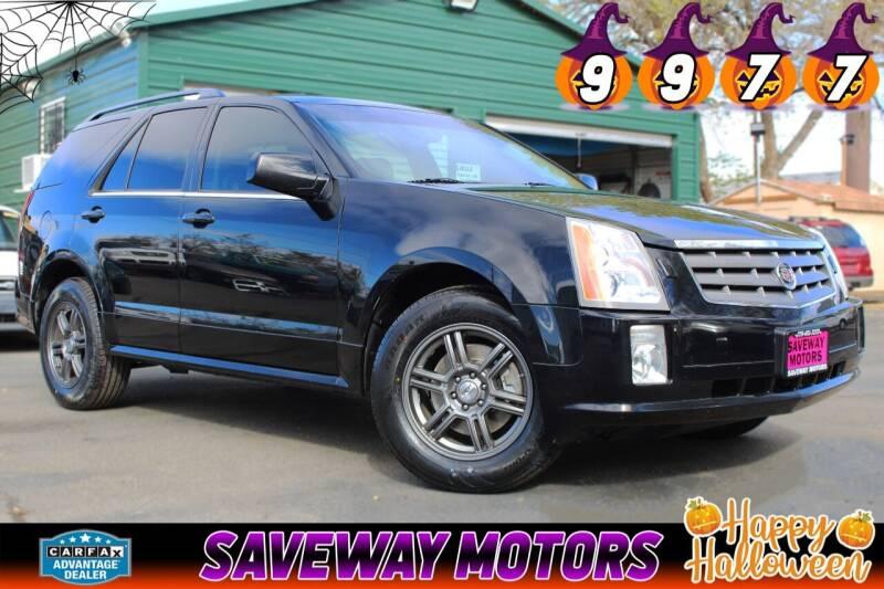 2004 Cadillac SRX for sale at Saveway Motors in Reno NV