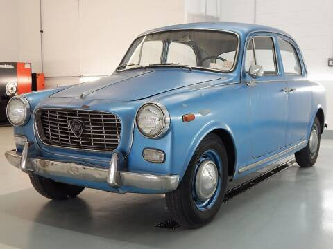 1962 Lancia Aurelia for sale at Classic Investments in Englewood CO