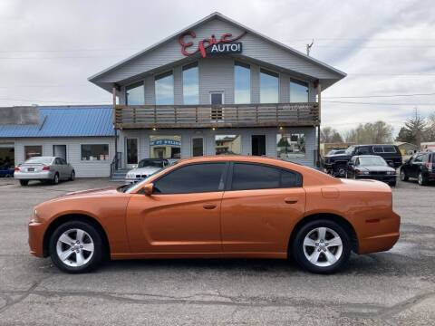 2011 Dodge Charger for sale at Epic Auto in Idaho Falls ID