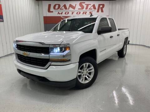 2016 Chevrolet Silverado 1500 for sale at Loan Star Motors in Humble TX