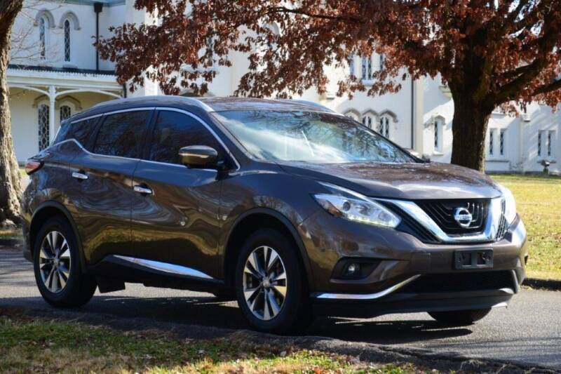2015 Nissan Murano for sale at Digital Auto in Lexington KY