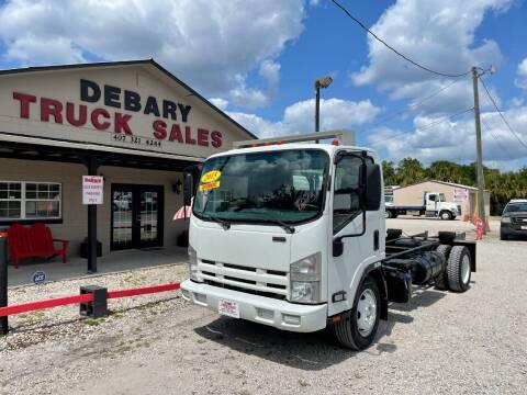 2015 Isuzu NQR for sale at DEBARY TRUCK SALES in Sanford FL