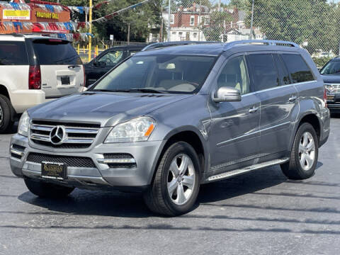 2012 Mercedes-Benz GL-Class for sale at Kugman Motors in Saint Louis MO