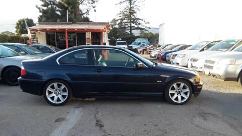 2003 BMW 3 Series for sale at Goleta Motors in Goleta CA