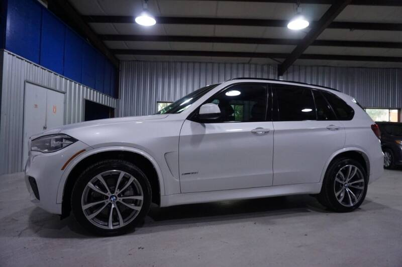 2016 BMW X5 for sale at SOUTHWEST AUTO CENTER INC in Houston TX