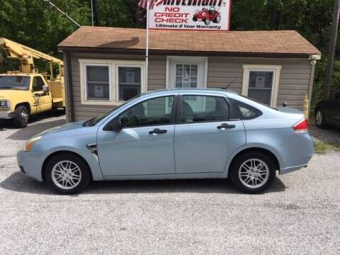 2008 Ford Focus for sale at DriveRight Autos South York in York PA