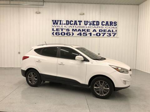 2014 Hyundai Tucson for sale at Wildcat Used Cars in Somerset KY