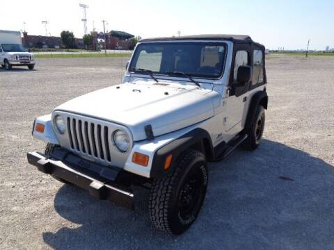 2006 Jeep Wrangler for sale at SLD Enterprises LLC in Sauget IL