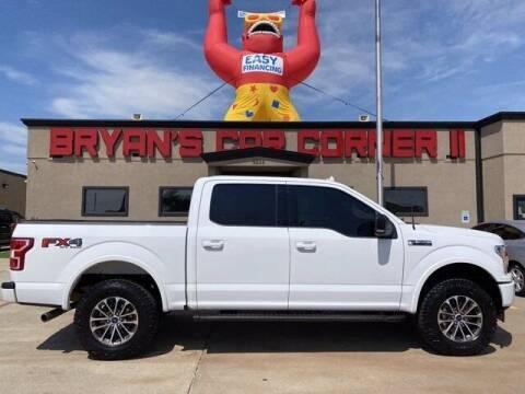 2018 Ford F-150 for sale at Bryans Car Corner in Chickasha OK