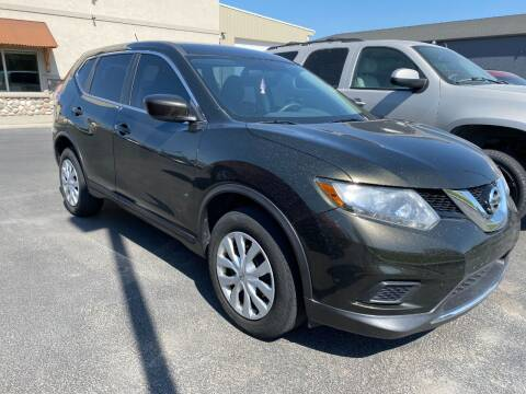 2016 Nissan Rogue for sale at Auto Image Auto Sales Chubbuck in Chubbuck ID