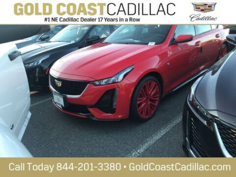 2021 Cadillac CT5 for sale at Gold Coast Cadillac in Oakhurst NJ