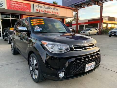2014 Kia Soul for sale at Right Cars Auto Sales in Sacramento CA