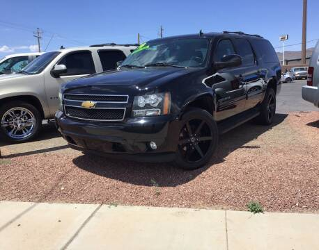 2014 Chevrolet Suburban for sale at SPEND-LESS AUTO in Kingman AZ