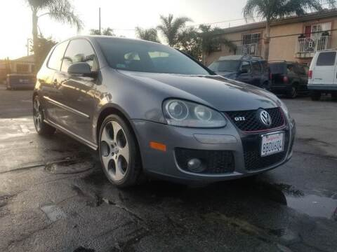 2008 Volkswagen GTI for sale at GENERATION 1 MOTORSPORTS #1 in Los Angeles CA