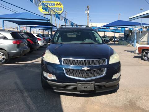 2010 Chevrolet Traverse for sale at Autos Montes in Socorro TX