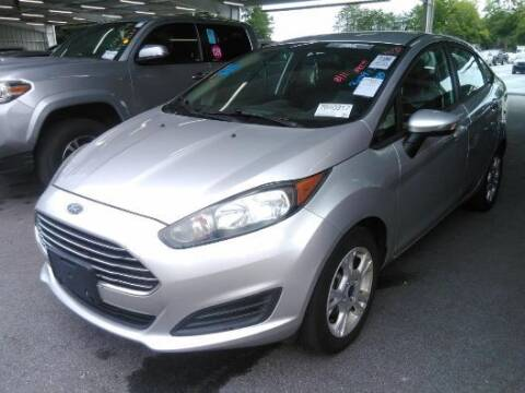 2015 Ford Fiesta for sale at Adams Auto Group Inc. in Charlotte NC