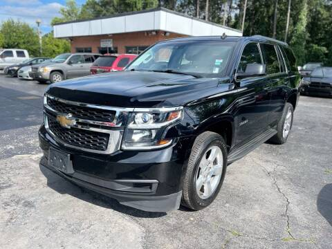 2015 Chevrolet Tahoe for sale at Magic Motors Inc. in Snellville GA