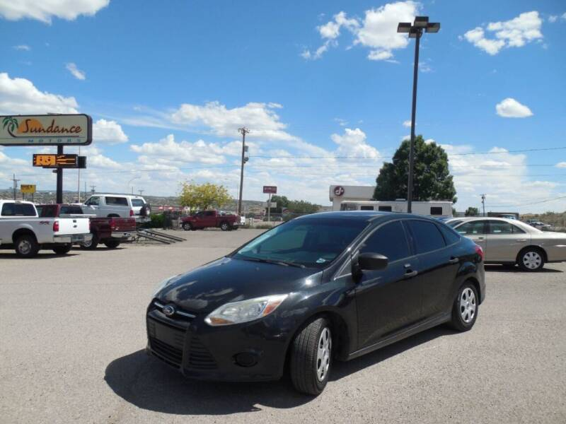 2014 Ford Focus for sale at Sundance Motors in Gallup NM