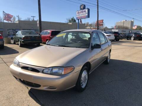 1999 Ford Escort for sale at Suzuki of Tulsa - Global car Sales in Tulsa OK