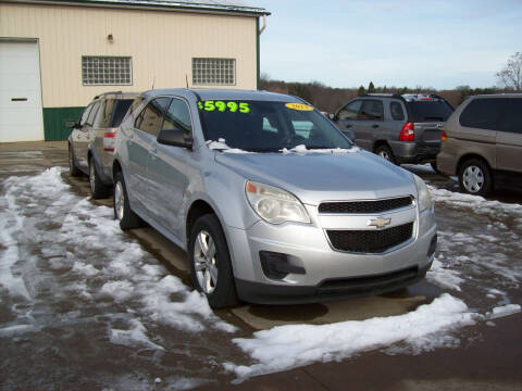 2013 Chevrolet Equinox for sale at Summit Auto Inc in Waterford PA