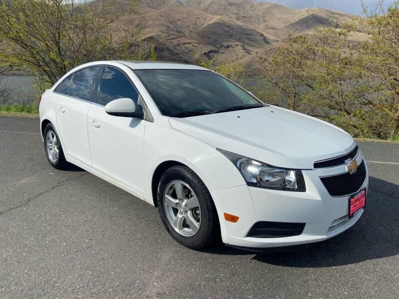 2012 Chevrolet Cruze for sale at Clarkston Auto Sales in Clarkston WA