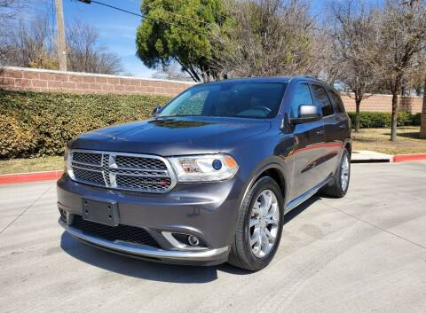 2017 Dodge Durango for sale at International Auto Sales in Garland TX
