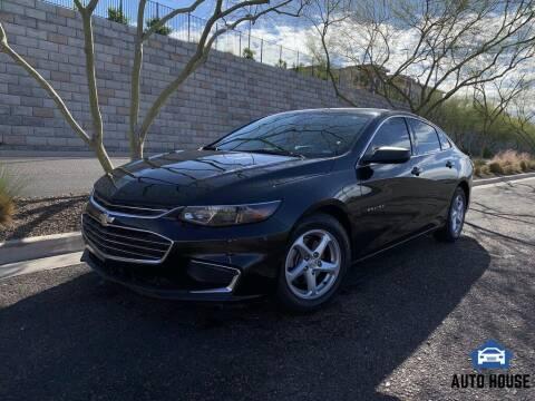 2018 Chevrolet Malibu for sale at AUTO HOUSE TEMPE in Tempe AZ