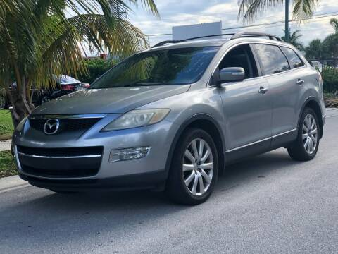 2009 Mazda CX-9 for sale at L G AUTO SALES in Boynton Beach FL