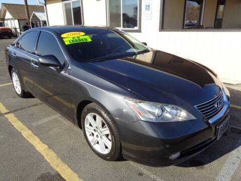 2008 Lexus ES 350 for sale at BBL Auto Sales in Yakima WA