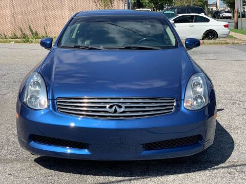 2006 Infiniti G35 for sale at Innovative Auto Group in Little Ferry NJ