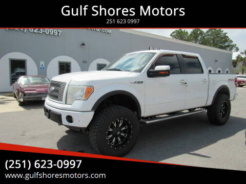 2010 Ford F-150 for sale at Gulf Shores Motors in Gulf Shores AL