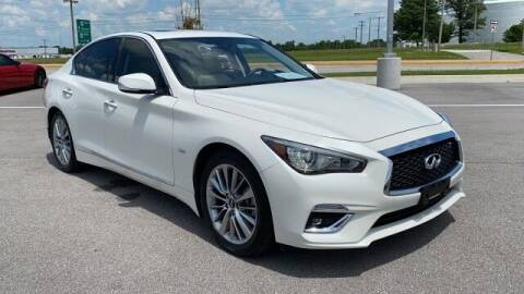 2018 Infiniti Q50 for sale at Napleton Autowerks in Springfield MO