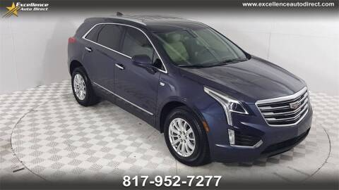 2018 Cadillac XT5 for sale at Excellence Auto Direct in Euless TX